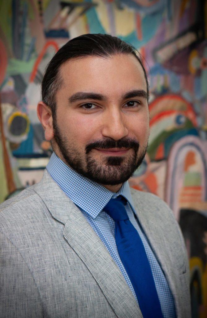 Navid Khalighinejad DDS MS - North Dallas Endodontist - Endodontic Associates of North Dallas - North Dallas Root Canal